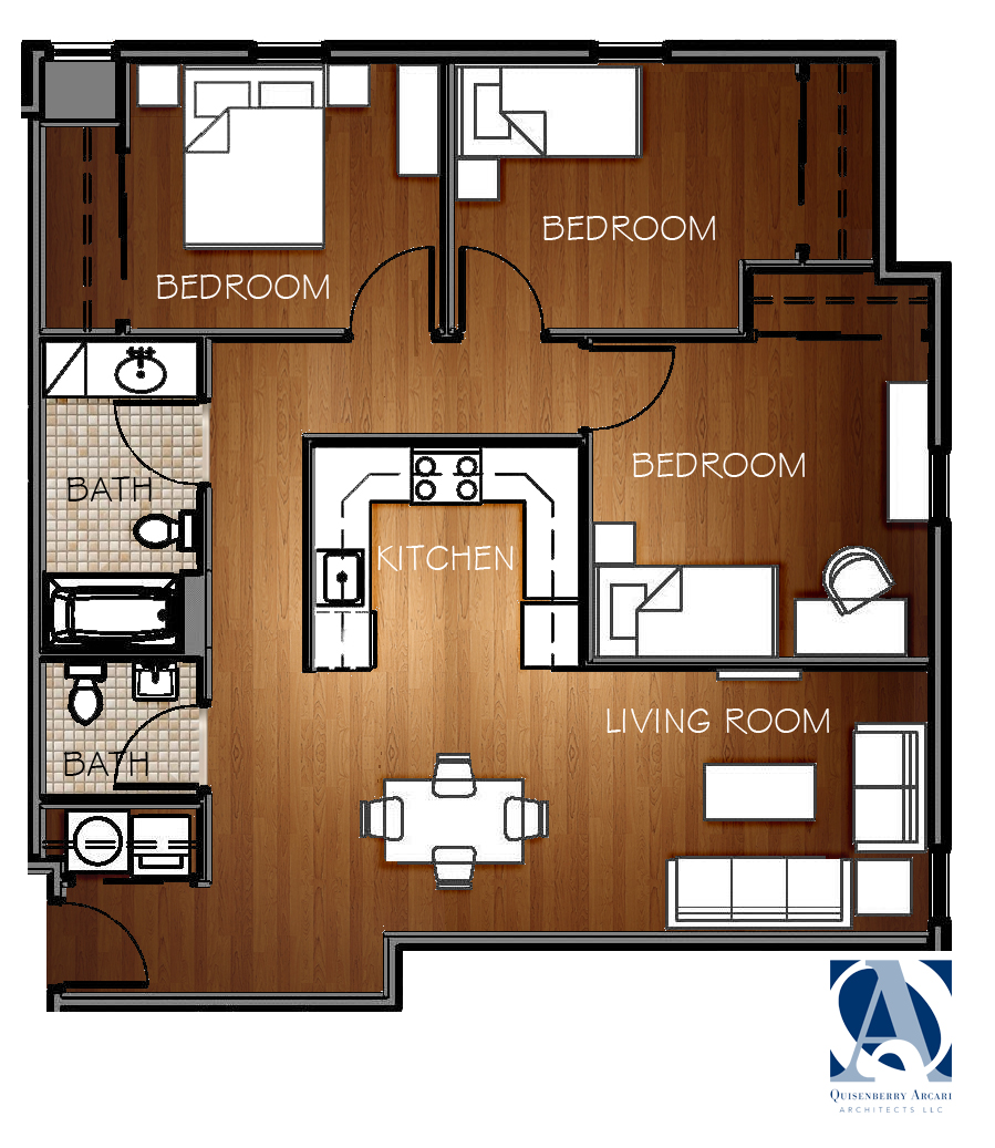 2 Bedroom Apartments For Rent Low Income: The Goodwin West Hartford